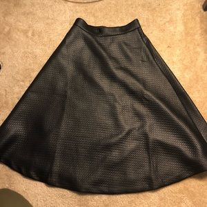 Banana Republic High waist midi skirt- 4